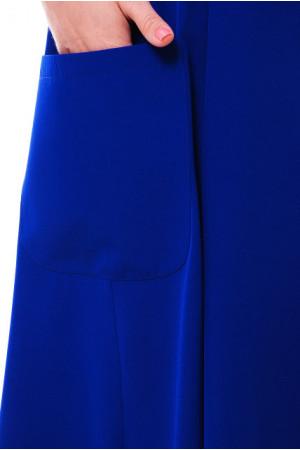 Платье «Милана» цвета электрик
