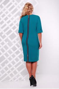 Сукня «Олівія» бірюзового кольору