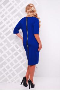 Сукня «Олівія» кольору електрик