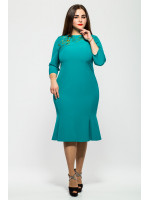 Платье «Анюта» мятного цвета