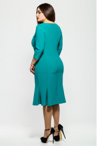 Сукня «Анюта» м'ятного кольору