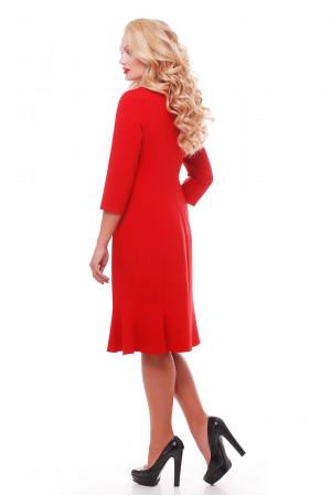 Сукня «Анюта» червоного кольору