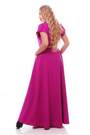 Платье «Алена» цвета фуксии