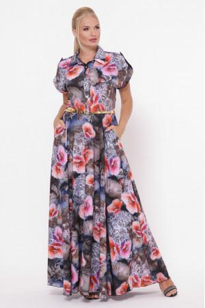 Сукня «Альона» принт небо