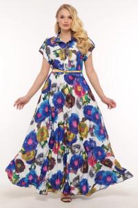 Сукня «Альона» з квітами