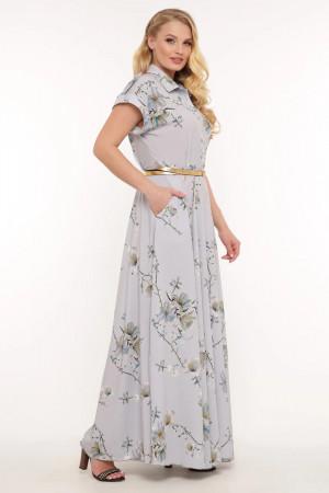 Сукня «Альона» курного кольору