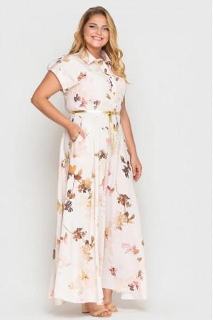 Сукня «Альона» кольору пудри