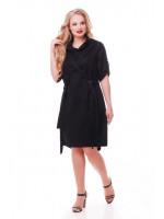 Сукня «Берта» чорного кольору