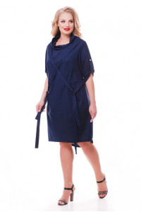 Сукня «Берта» синього кольору