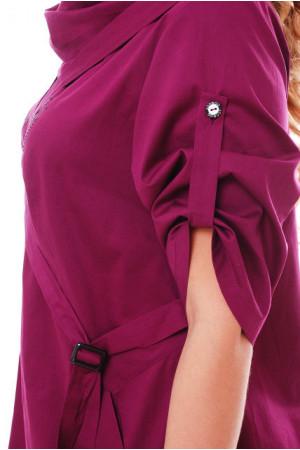 Сукня «Берта» кольору фуксії