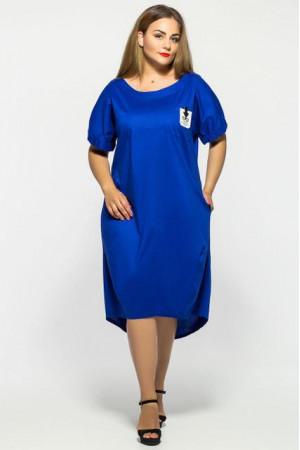 Сукня «Бріджит» кольору електрик