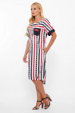 Сукня «Бріджит» в смужку
