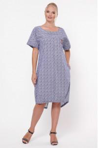 Сукня «Бріджит» кольору денім