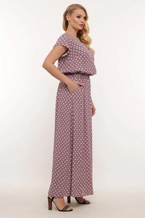 Сукня «Влада» лілового кольору