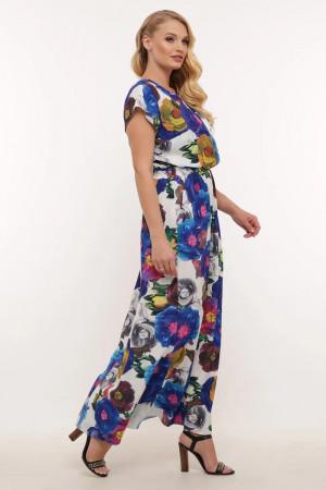 Сукня «Влада» з квітами