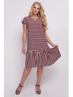 Сукня «Яна» червоного кольору