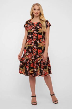 Платье «Яна» черного цвета