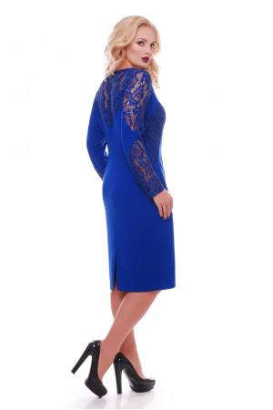 Сукня «Шерілін» кольору електрик
