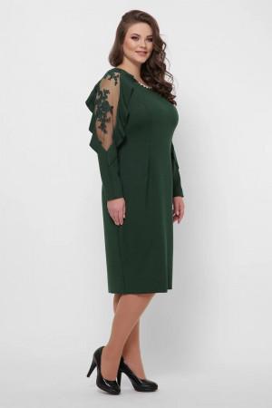 Сукня «Раміна» смарагдового кольору