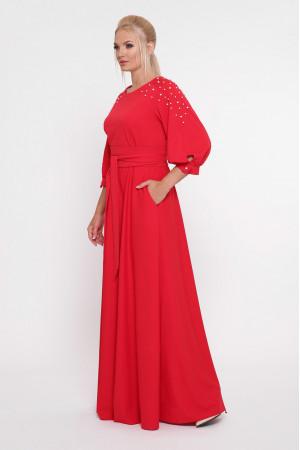 Сукня «Вів'єн» червоного кольору
