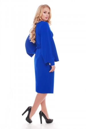 Сукня «Катерина» кольору електрик