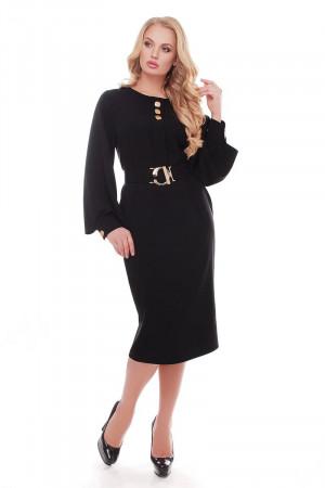 Сукня «Катерина» чорного кольору