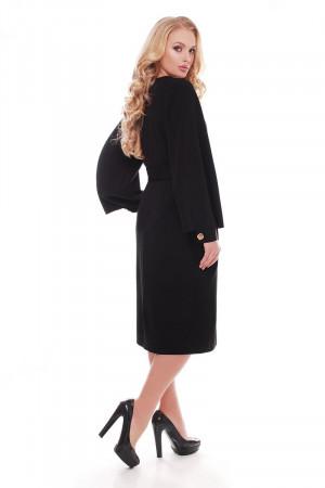 Платье «Екатерина» черного цвета