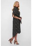 Сукня «Єва» чорного кольору