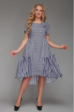 Сукня «Маріетта» у смужку