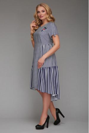 Платье «Мариэтта» в полоску