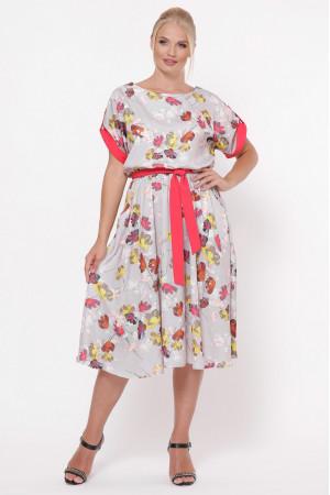 Платье «Ирина» бежевого цвета