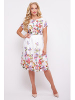 """Сукня """"Лорен"""" білого кольору"""