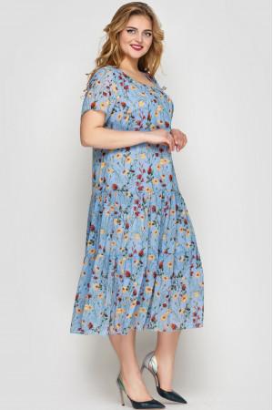 Сукня «Катаїсс» з принтом-літо