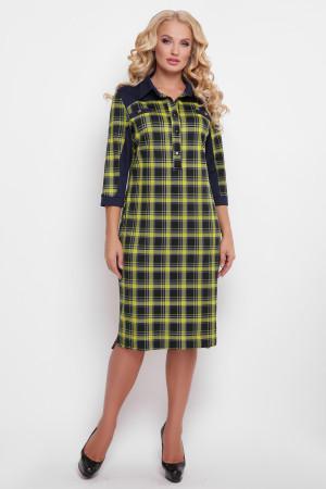 Сукня «Мадлен» зеленого кольору