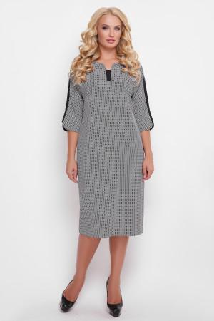 Сукня «Мілена» з піксельним принтом