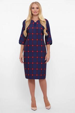 Сукня «Мілена» синього кольору