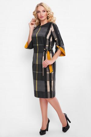 Сукня «Джулія» в жовту смужку