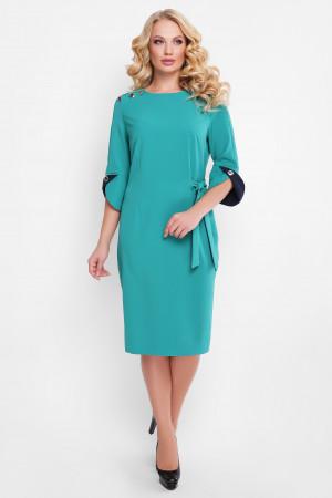 Сукня «Джулія» бірюзового кольору