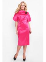 Платье «Элеонора» арбузного цвета