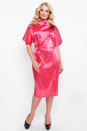 Платье «Элеонора» алого цвета