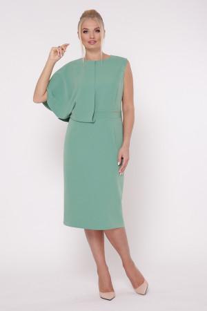 Сукня «Надін» кольору зелених яблук