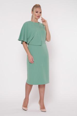 Платье «Надин» цвета зеленых яблок