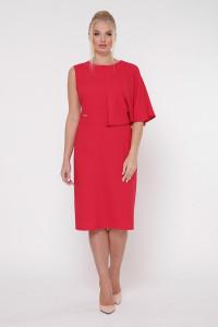 Сукня «Надін» червоного кольору
