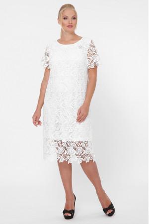 Платье «Элен» цвета айвори