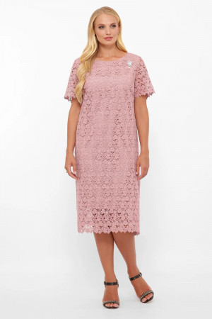 Сукня «Елен» кольору пудри
