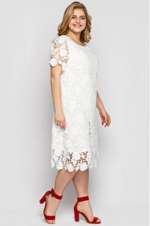 Сукня «Елен» білого кольору