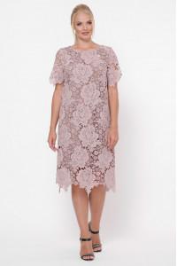 Сукня «Елен» світло-бежевого кольору