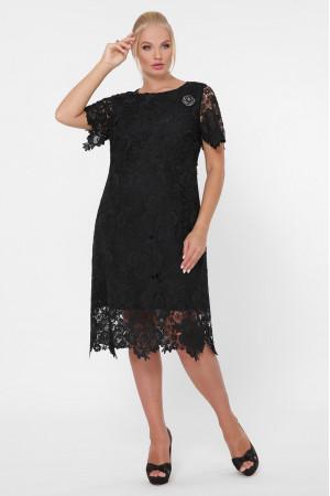 Сукня «Елен» чорного кольору