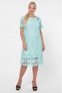Сукня «Елен» кольору м'яти