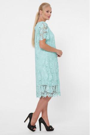 Платье «Элен» цвета мяты